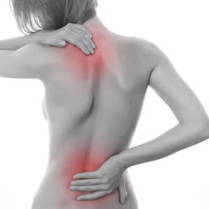 Shiatsu pour douleurs de dos