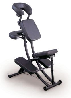 Chaise ergonomique de shiatsu