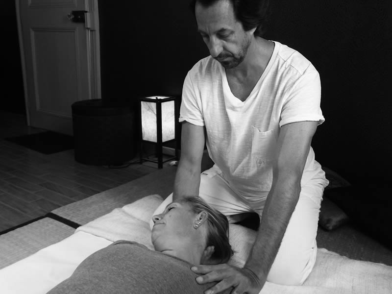 Massage Shiatsu Metz
