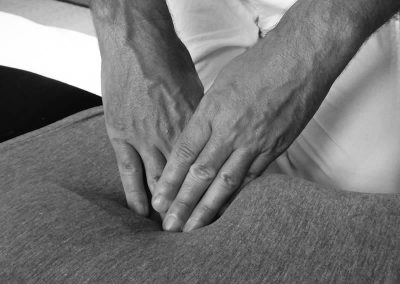 Travail du ventre - Massage Shiatsu à  Metz - Lionel Einsetler